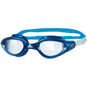 Zoggs Phantom Elite - Lunettes de natation Femme - bleu/transparent